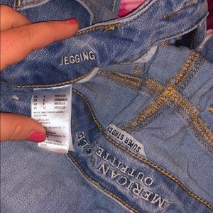 American Eagle Outfitters Shorts - American Eagle jeans